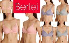 Berlei Barely There T Shirt Underwire Plus Size Bras YYGU Silky Fabric 18-20