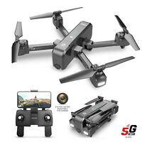 Holy Stone HS270 GPS 2.7K Drone with Camera 5G WiFi FPV RC Quadcopter Foldable