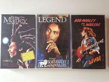 LOT K7 VIDEO VHS SPECIAL BOB MARLEY