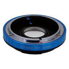 Fotodiox objetivamente adaptador pro Canon FD (lens Mount adaptador) para Canon EOS Camera