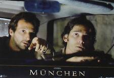 Munich - Lobby Cards Set - Eric Bana, Steven Spielberg - Olympics 1972 Olympia