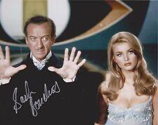Barbara Bouchet James Bond 007 12 Original Autographed 8X10 Photo