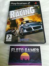 Jeu Paris Marseille Racing Destruction Madness pour PS2 en Boite - Floto Games