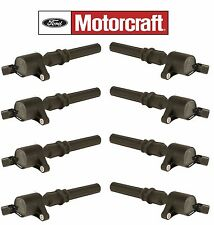 NEW FORD F150 F250 F350 EXPEDITION Set of 8 Ignition Coil Motorcraft 3W7Z12029AA