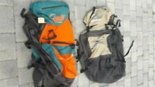 APCO Paraglider backpack orange/green color