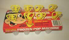 """DISNEY VINTAGE MICKEY MOUSE FROZEN POP """"MACHINE"""" MIP 1970'S EAGLE AFFILIATES"""