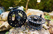 WSB DI-Fly Fly Fishing Reel Spare Spool 7/8 Tackle line flies hooks alloy sun