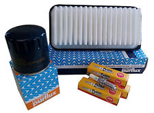 Branded Service Kit Toyota Aygo 1.0 All Years Oil Air Filters NGK Plugs