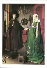 The Arnolfini Marriage by Jan Van Eyck   QV.584