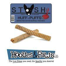 Diggin Your Dog Stash Treats Huff Puffs Grass Fed Water Buffalo Giant Trachea XL
