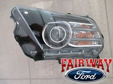 13 thru 14 Mustang OEM Genuine Ford Left HID Decontented Head Lamp Light NEW