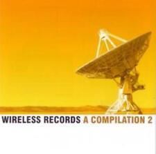 WIRELESS RECORDS ~ A Compilation 2 [PROMO Copy] ~ CD Album ~ Like NEW!
