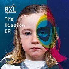BXL - BRUXELLES - THE MISSION EP_ - 5 TITRES - 2012 - CD NEUF NEW NEU