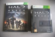 HALO REACH Edition Collector sur XBOX 360 d'occasion + le GUIDE NEUF