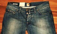 NEU - Hugo Boss - 33/36 - Orange BO2 = Orange 25 - Vintage Denim - Regular Jeans