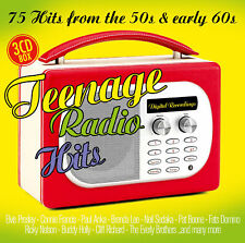 CD Teenage Radio Hits von Various Artists 3CDs