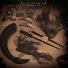 Treatment Of The Dead CD  /  Coil Nine Inch Nails Skullflower Merzbow Troum Z'EV