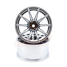 Overdose RAYS Gram Lights 57 Transcend OFFSET 7 Drift Wheel Matte Chrome #OD2381
