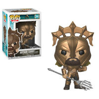 FUNKO POP! HEROES: Aquaman - Arthur Curry as Gladiator [New Toy] Vinyl Figure