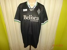 "Borussia Mönchengladbach reebok camiseta 1997/98 ""Belinea by Maxdata"" talla XXL Top"