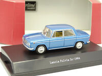 Starline 1/43 - Lancia Fulvia 2C 1964 Bleue métal