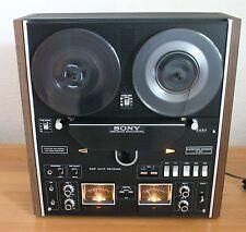 Sony TC-580 Auto Reverse und 6 Kopf Technik