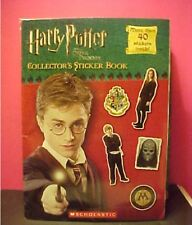 HARRY POTTER Order of the Phoenix  40 Stickers Book