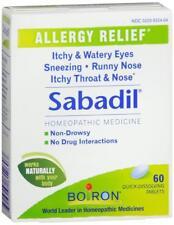 Alivio de alergia