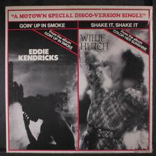 """MOTOWN 12"""" - WILLIE HUTCH / EDDIE KENDRICKS - M 00003D1"""