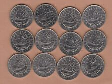 More details for 12 x malta 1986 one lira coins in near mint condition.