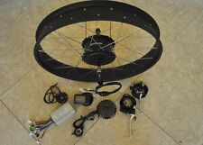 48V 750W  Bafang  Fat Tire Rear Wheel E-Bike Conversion Kit 175mm