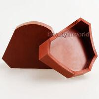 2pcs Dental Lab Silicone Plaster Model Former Base Molds Mould M Size