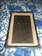 Picture Frame Antique Metal Small