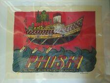 Phish - US Bank Arena, Cincinnati, OH 11-20-2009 - Screen Print-Official-Grzeca