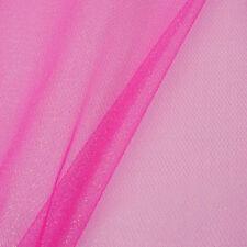 Tüll Pink Glitzer 1 5m breite
