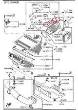 FREE SHIP SET 3pcs. Air Inlet Duct Elbow Intake Manifold Mazda RX8 RX-8 03-12