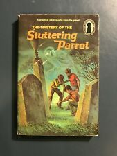 THREE INVESTIGATORS - #2 Mystery of the Stuttering Parrot