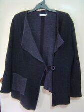 Quality Sue AS NEW!! SMART COSY 100% WOOL JACKET Plus size XL/22/24