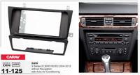 CARAV 11-125 2Din Marco Adaptador Kit Instalacion de Radio BMW 3 E90/91/92/93