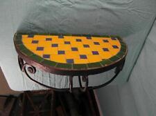 Wandkonsole Antik Stil Schmiedeeisen Mosaik Marokko Konsole Wandboard Rar o8e1
