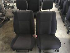 SUZUKI SWIFT FRONT SEATS (PAIR) EZ (2005 - 2010) NON AIRBAG