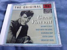 GENE VINCENT- THE ORIGINAL CD ALBUM