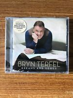 Bryn Terfel - Dreams and Songs - 14 Track CD Album (CD) Brand New Sealed