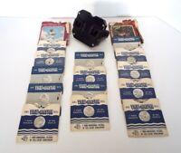 Vintage Sawyers View-Master Reel Lot Dale Evans Gene Autry Fairy Tales Birds Lot