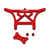 STRC ST3638R Aluminum Rear Shock Tower Traxxas Stampede / Slash / Rustler (Red)