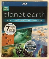 PLANET EARTH: The Complete Collection, 6-Disc Special Edition NEW BLU-RAY SET!!