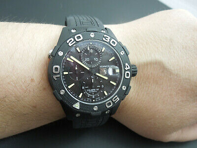 b896 Men's Durable Tag Heuer Aquaracer 500M Wristwatch