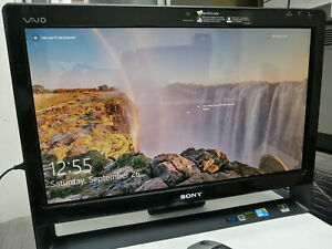 SONY PCG-11211L CORE i5 6GB 500GB M450 2.4GHz W/ POWER ADAPTER, MOUSE & KEYBOARD