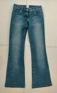 SASS & BIDE Womens Blue Denim Bootcut Jeans Size 25