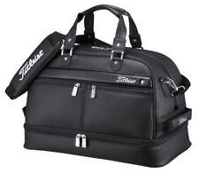 TITLEIST Boston Bag Sports Gym Travel AJBB67-BK Black